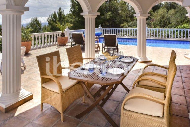 Villa   à Denia pour 8 personnes avec piscine privée p6