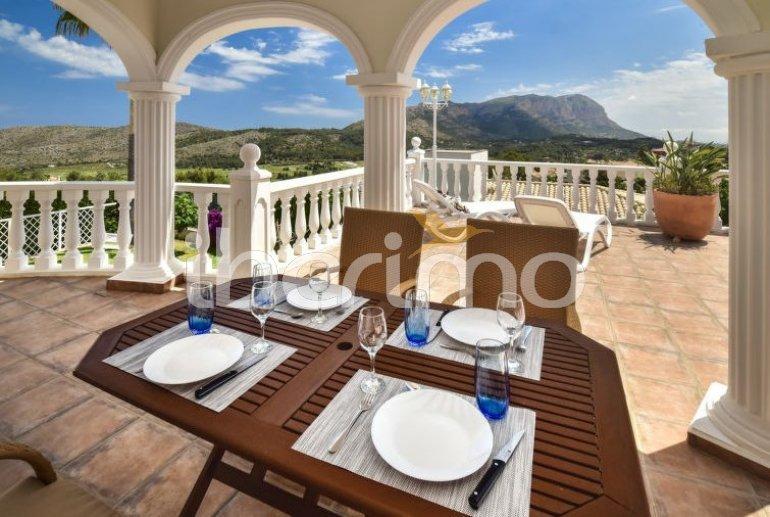 Villa   à Denia pour 8 personnes avec piscine privée p7