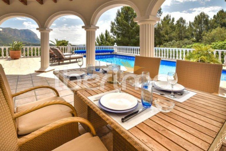 Villa   à Denia pour 8 personnes avec piscine privée p8