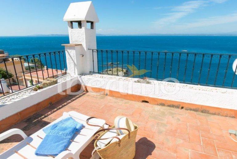 Villa   à Rosas pour 4 personnes avec piscine commune p1