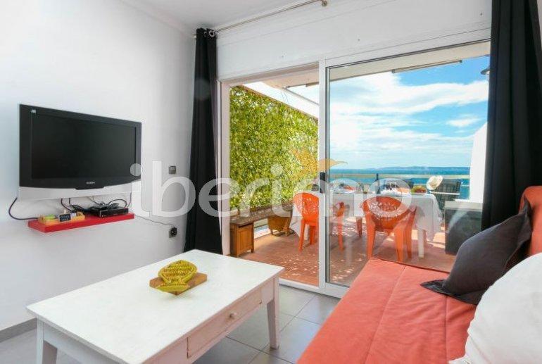 Appartement   à Rosas pour 3 personnes avec belle vue mer p8