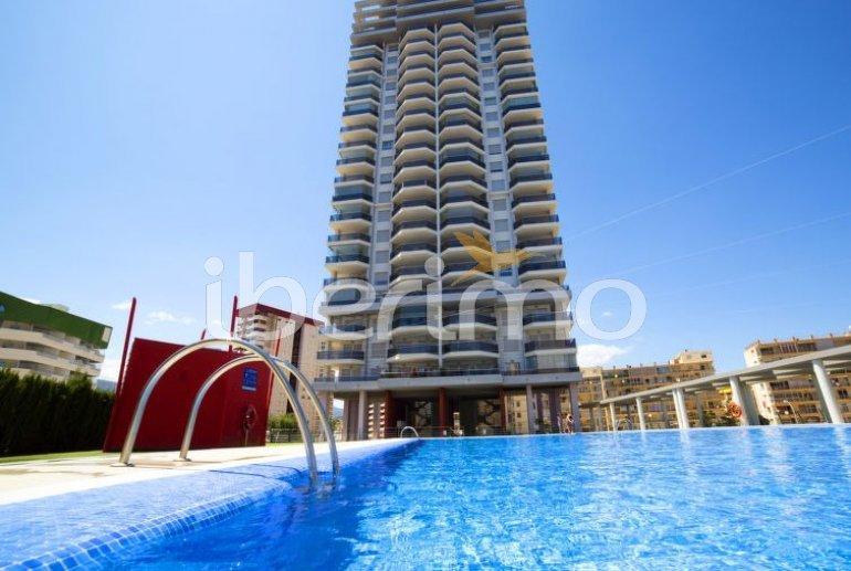 Appartement   à Calpe pour 2 personnes avec piscine commune p0