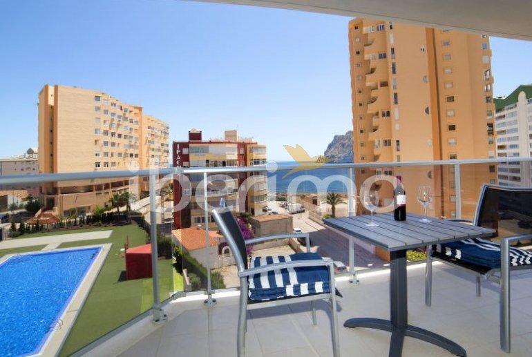 Appartement   à Calpe pour 2 personnes avec piscine commune p6