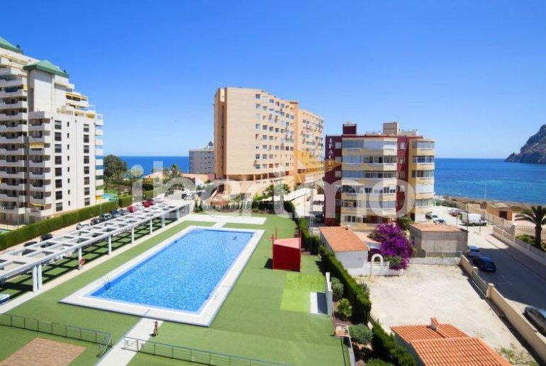 Appartement   à Calpe pour 2 personnes avec piscine commune p8