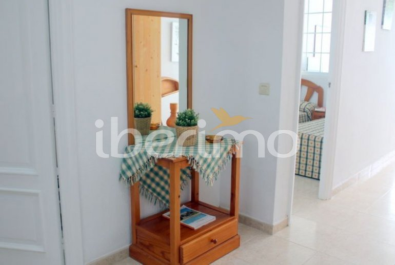 Appartement   à Benidorm pour 3 personnes avec piscine commune p5