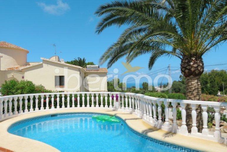 Maison  à Denia pour 6 personnes avec piscine privée p0