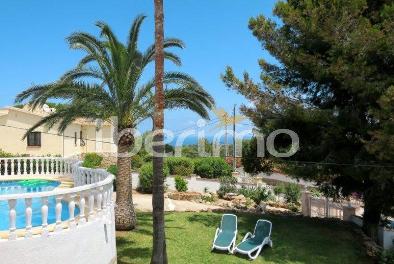 Maison  à Denia pour 6 personnes avec piscine privée p3