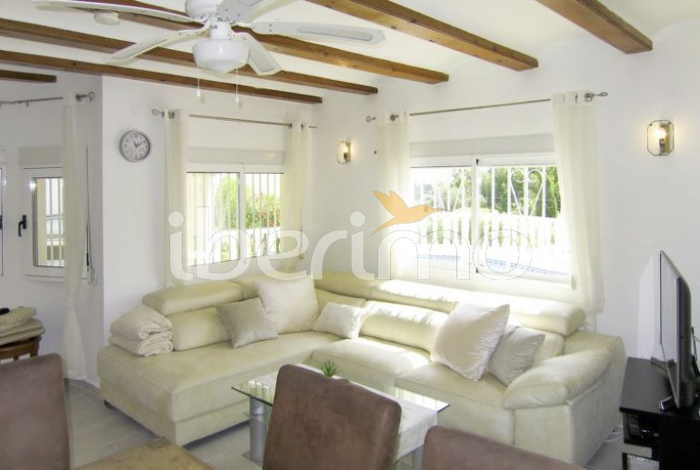 Maison  à Denia pour 6 personnes avec piscine privée p8