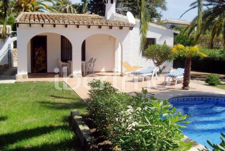 Appartement   à Moraira pour 4 personnes avec piscine privée p1