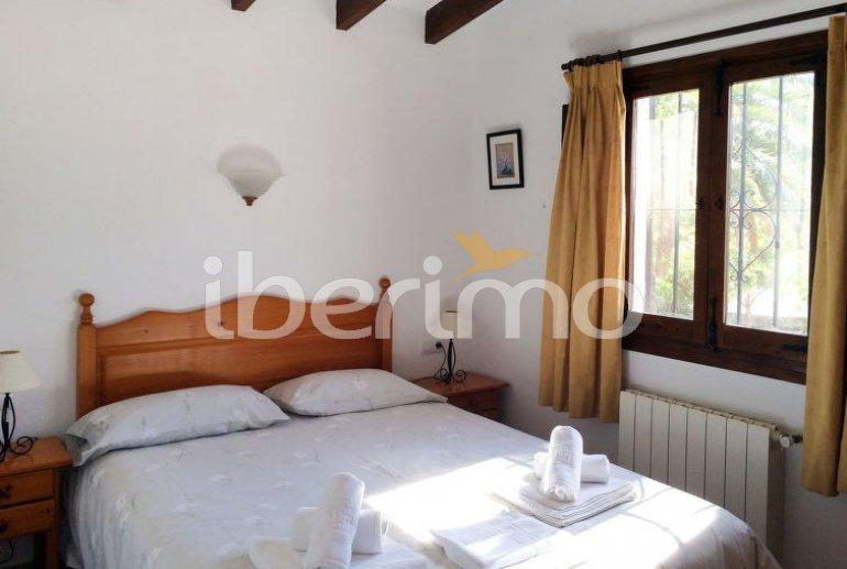 Appartement   à Moraira pour 4 personnes avec piscine privée p8