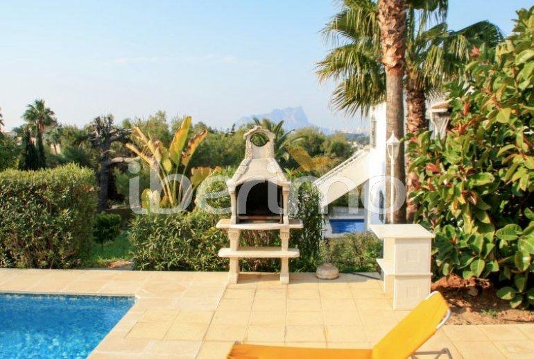 Appartement   à Moraira pour 4 personnes avec piscine privée p2