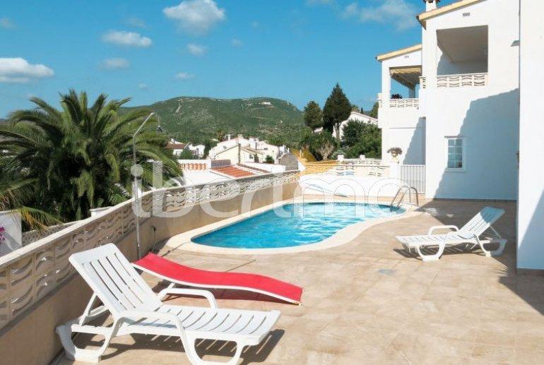 Appartement   à Peniscola pour 5 personnes avec piscine commune p7
