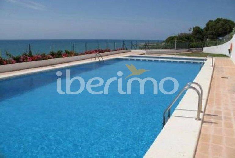 Villa   à Peniscola pour 5 personnes avec piscine commune p5