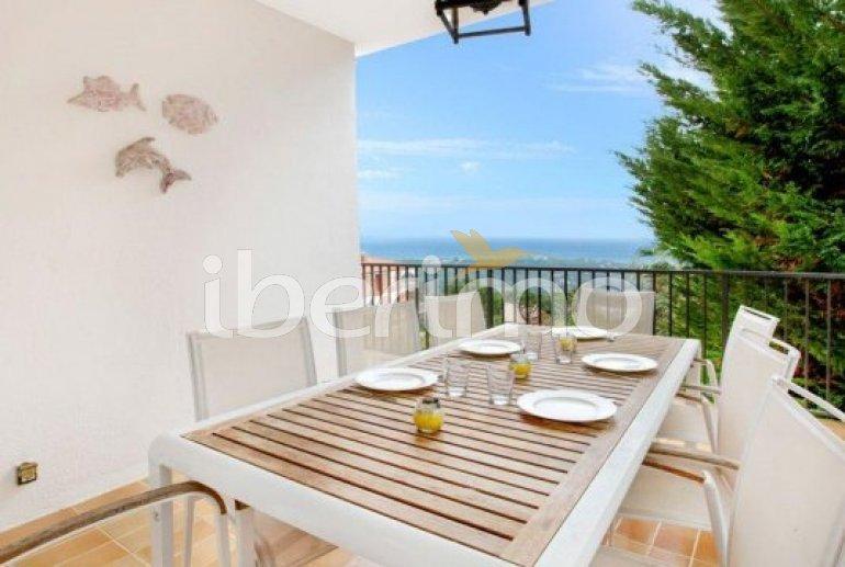 Villa   à Lloret del Mar pour 10 personnes avec piscine privée, climatisation et belle vue mer p5