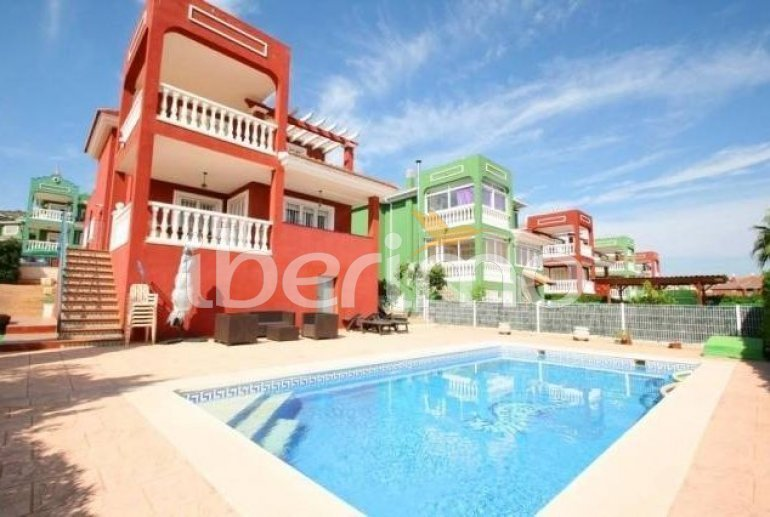 Villa   à Peniscola pour 8 personnes avec piscine privée p2