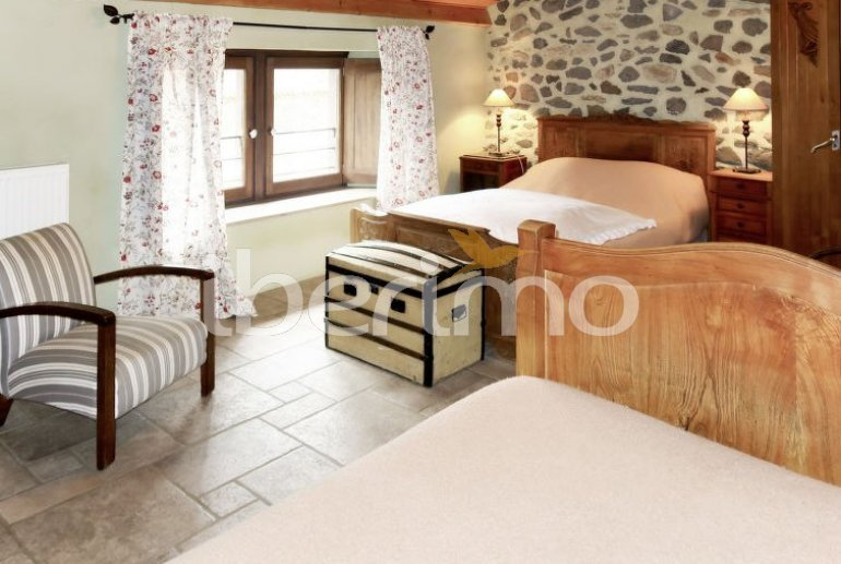 Villa   à Blassac pour 6 personnes avec lave-vaisselle p9