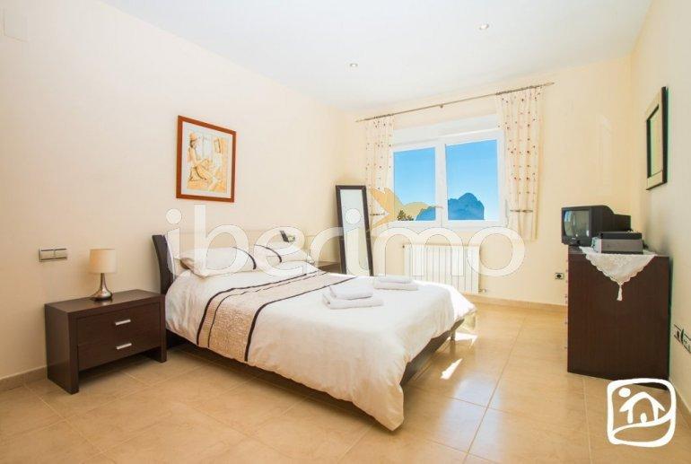 Villa   à Calpe pour 6 personnes avec piscine privée, vue mer et climatisation p14