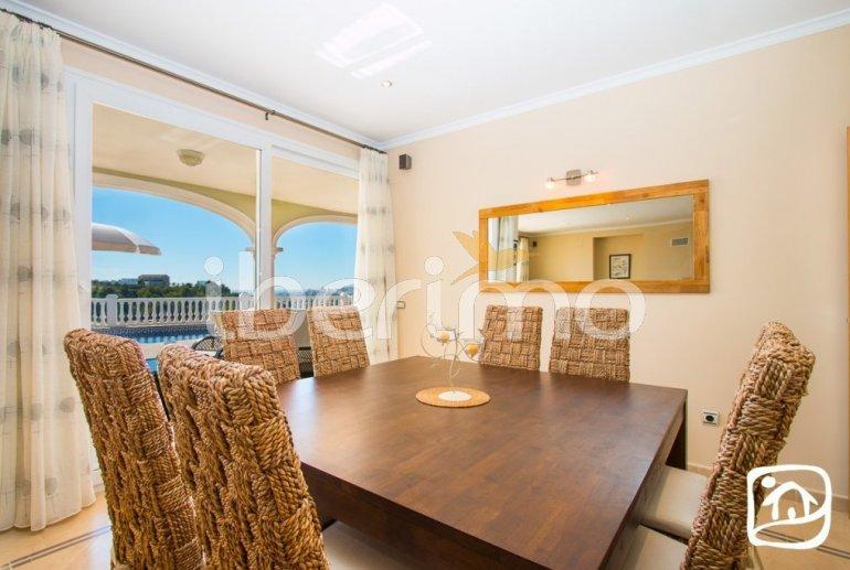Villa   à Calpe pour 6 personnes avec piscine privée, vue mer et climatisation p10