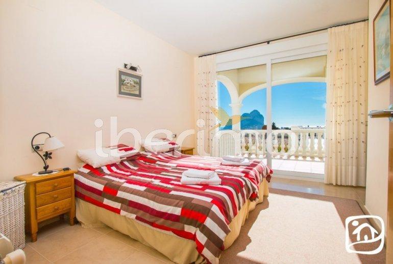 Villa   à Calpe pour 6 personnes avec piscine privée, vue mer et climatisation p17