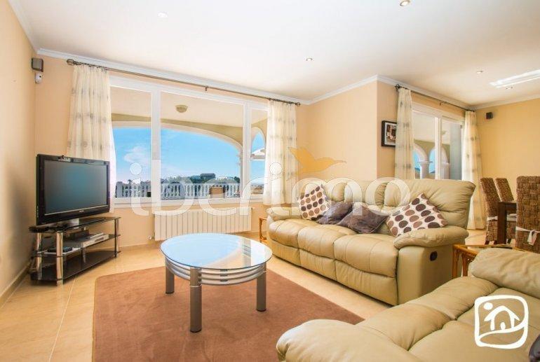 Villa   à Calpe pour 6 personnes avec piscine privée, vue mer et climatisation p8