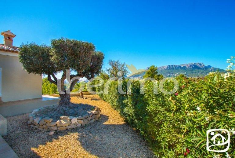 Villa   à Calpe pour 6 personnes avec piscine privée, vue mer et climatisation p24