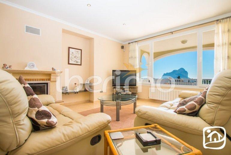 Villa   à Calpe pour 6 personnes avec piscine privée, vue mer et climatisation p7