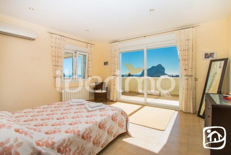 Villa   à Calpe pour 6 personnes avec piscine privée, vue mer et climatisation p19