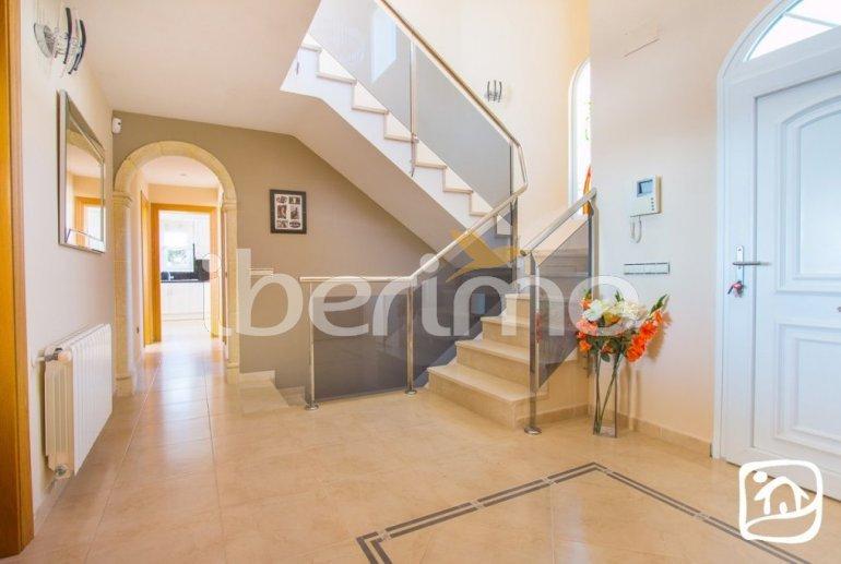 Villa   à Calpe pour 6 personnes avec piscine privée, vue mer et climatisation p13