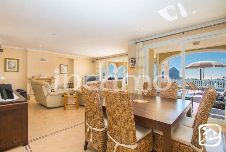 Villa   à Calpe pour 6 personnes avec piscine privée, vue mer et climatisation p9