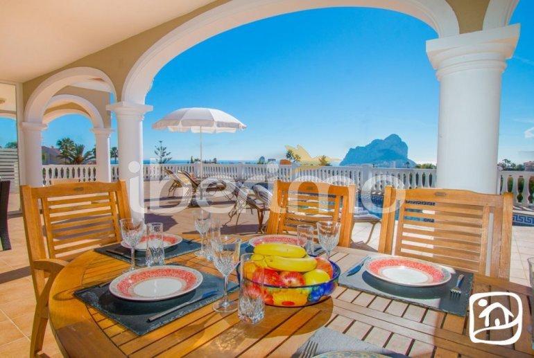Villa   à Calpe pour 6 personnes avec piscine privée, vue mer et climatisation p5