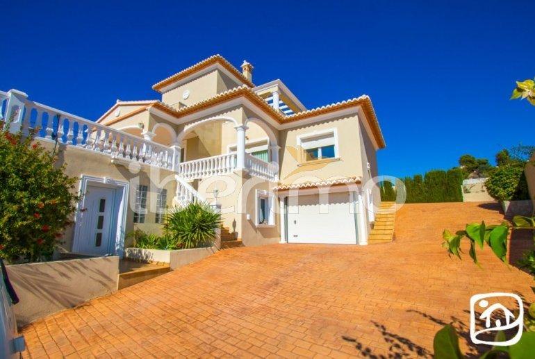 Villa   à Calpe pour 6 personnes avec piscine privée, vue mer et climatisation p23
