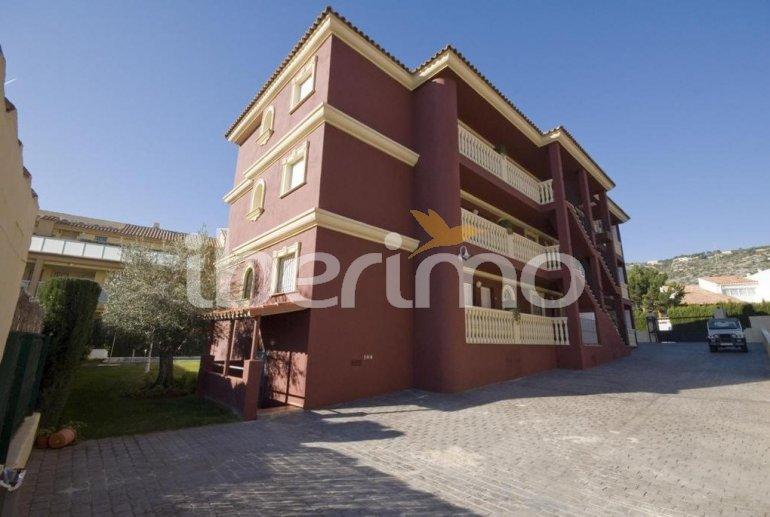 Appartement   à Alcoceber pour 6 personnes avec piscine commune, climatisation et parking p10