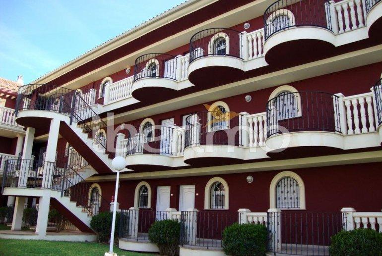 Appartement   à Alcoceber pour 6 personnes avec piscine commune, climatisation et parking p11