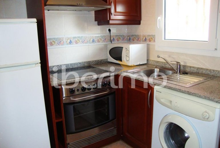 Appartement   à Alcoceber pour 6 personnes avec piscine commune, climatisation et parking p5