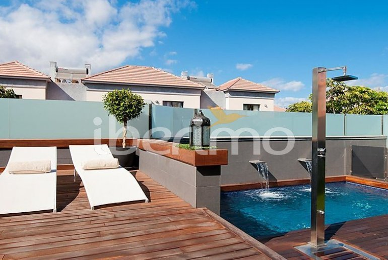 Villa   à Maspalomas pour 6 personnes avec piscine privée p8