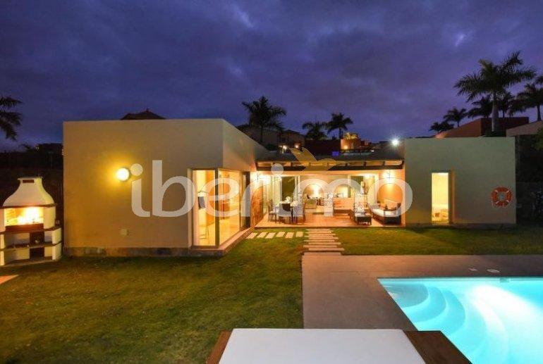 Villa   à Maspalomas pour 6 personnes avec piscine privée p4