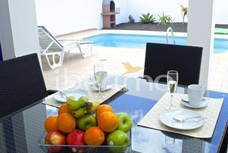 Villa   à Playa Blanca pour 6 personnes avec piscine privée p9