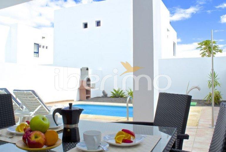 Villa   à Playa Blanca pour 6 personnes avec piscine privée p6