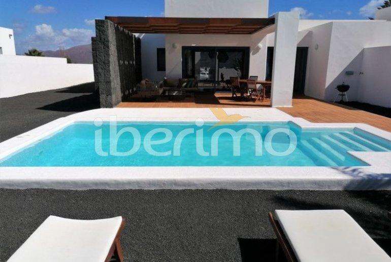 Villa   à Playa Blanca pour 4 personnes avec piscine privée p12