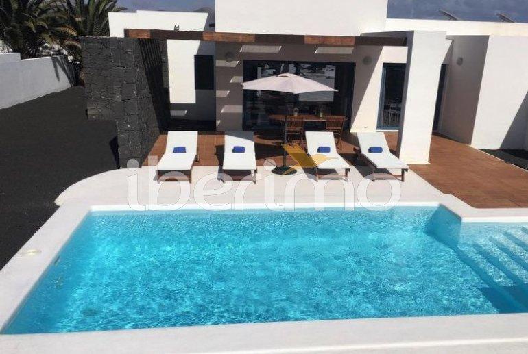 Villa   à Playa Blanca pour 4 personnes avec piscine privée p4