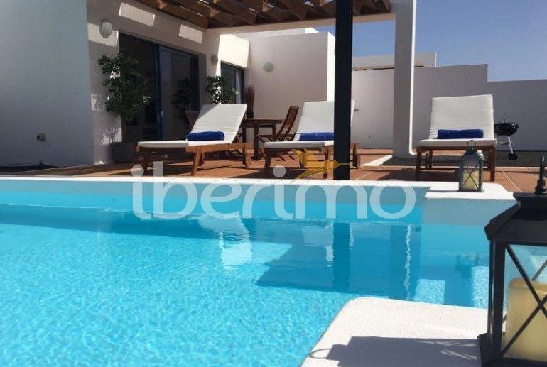 Villa   à Playa Blanca pour 4 personnes avec piscine privée p7