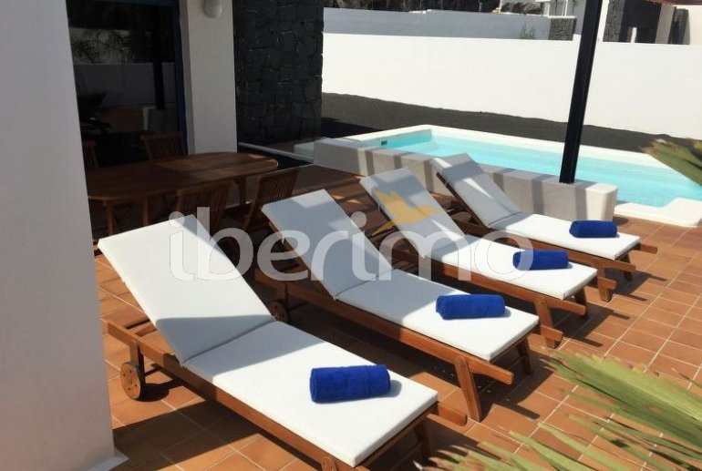 Villa   à Playa Blanca pour 4 personnes avec piscine privée p11
