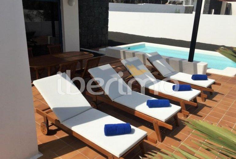 Villa   à Playa Blanca pour 4 personnes avec piscine privée p8
