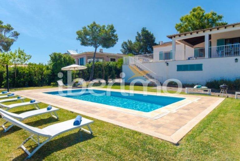 Villa   à Cala Blava pour 8 personnes avec piscine privée p1