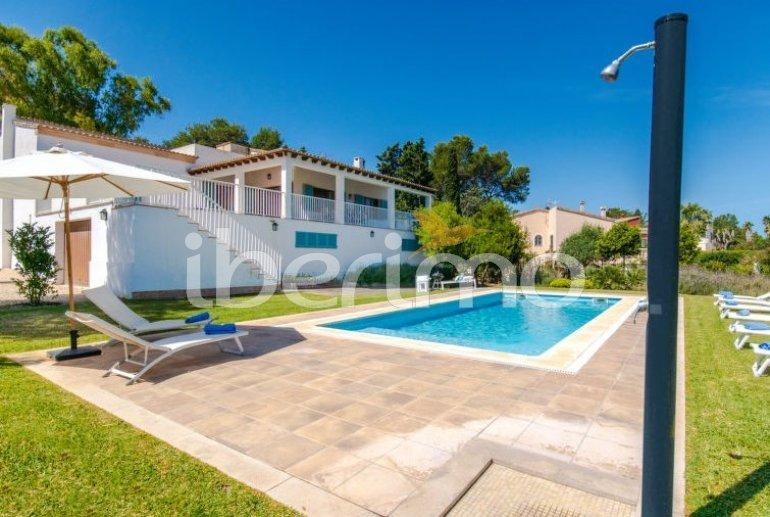 Villa   à Cala Blava pour 8 personnes avec piscine privée p2