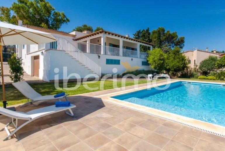 Villa   à Cala Blava pour 8 personnes avec piscine privée p3