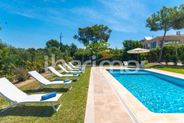 Villa   à Cala Blava pour 8 personnes avec piscine privée p4