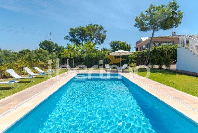Villa   à Cala Blava pour 8 personnes avec piscine privée p6