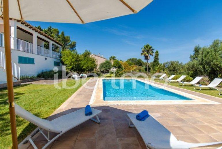 Villa   à Cala Blava pour 8 personnes avec piscine privée p7