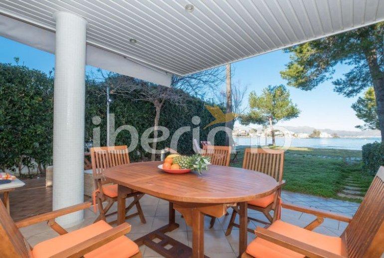 Villa   à Alcúdia pour 8 personnes avec belle vue mer p6